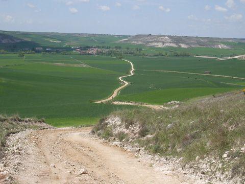 camino de santiago frances