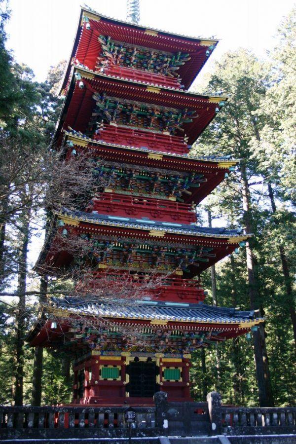 Nikko, encanto japonés-