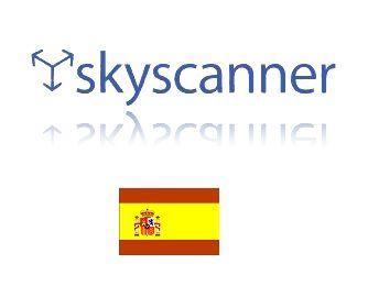 skyscanner españa