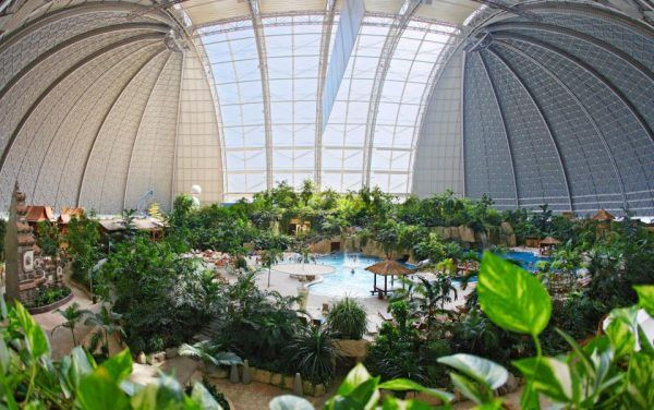 Resort Tropical Artificial en Alemania 1