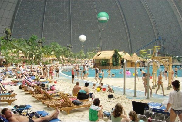 Resort Tropical Artificial en Alemania 4