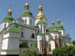 iglesia de santa sofia en kiev