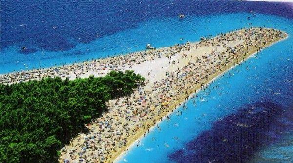 Zlatni rat playa
