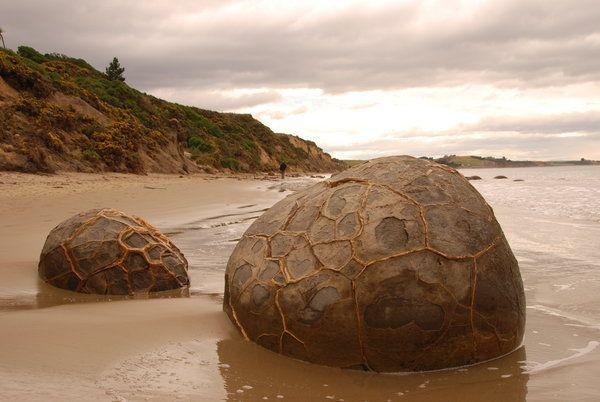 rocas gigantes de nz