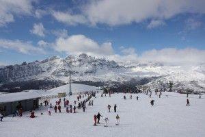 Estacion de Esqui de Panticosa Huesca