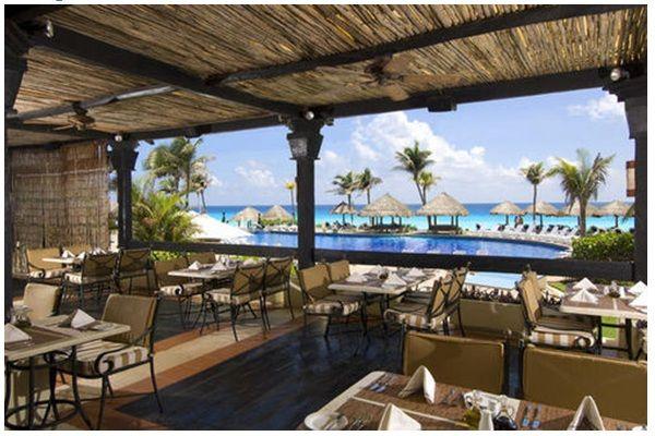 Hotel gran Meliá en Cancún