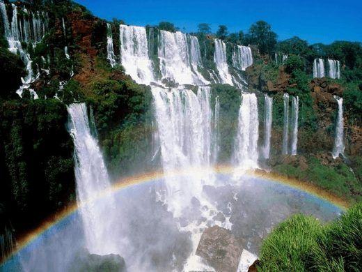 """""""Cataratas del Iguazú. Una de las 7 nuevas maravillas del mundo"""