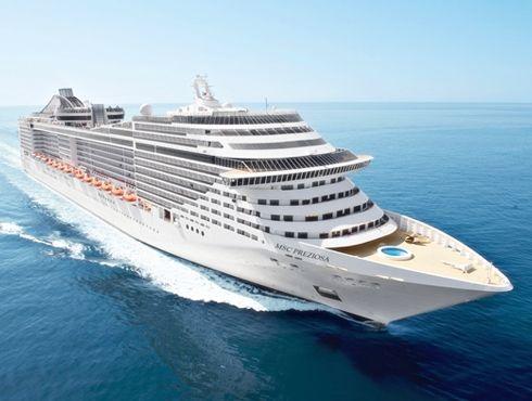 Crucero  en Tunez, Francia y España