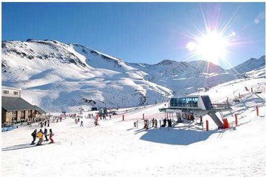 Estación de Esquí de Boi-taull