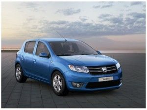 Garantía con el nuevo Dacia Sandero