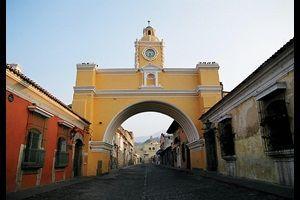 Un Viaje Directo al Pasado en Antigua Guatemala