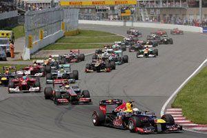 Cómo llegar al Gran Premio de Formula 1