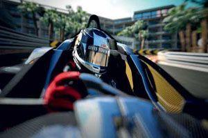 Viajes por Europa y Gran Premio de Formula 1