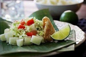 vigoron comida nicaraguense