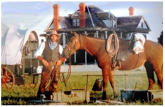 Parque Histórico George Ranch