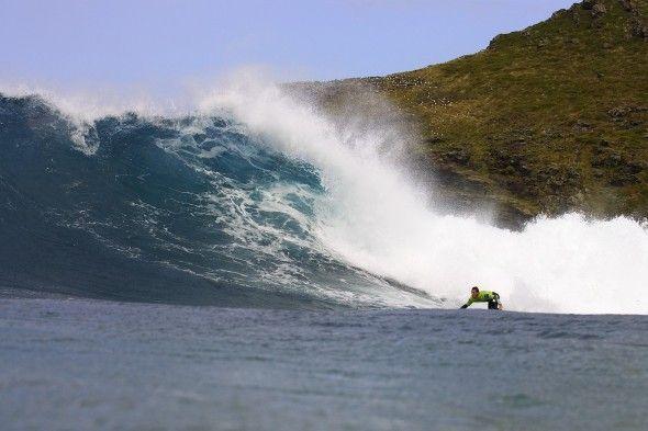 hacer surf