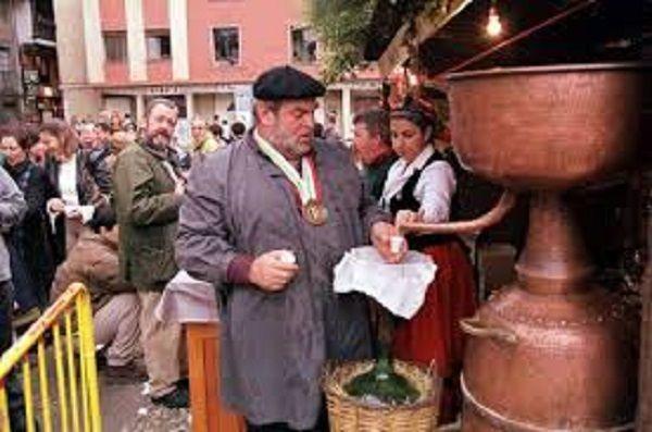 Resultado de imagen de Fiesta del Orujo