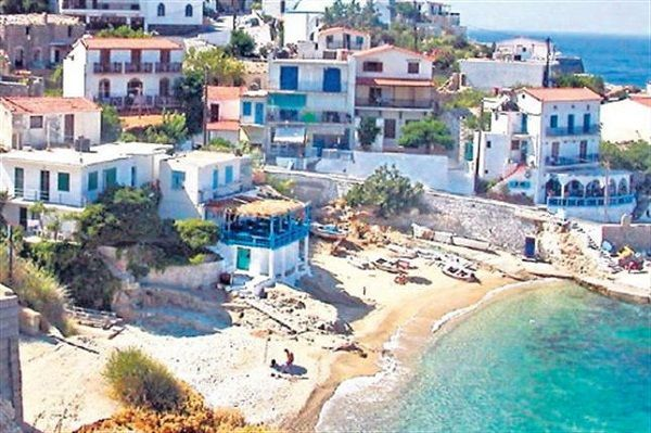 Icaria, Grecia, la isla de los centenarios