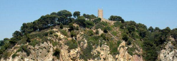 castillo de Sant Joan lloret de mar