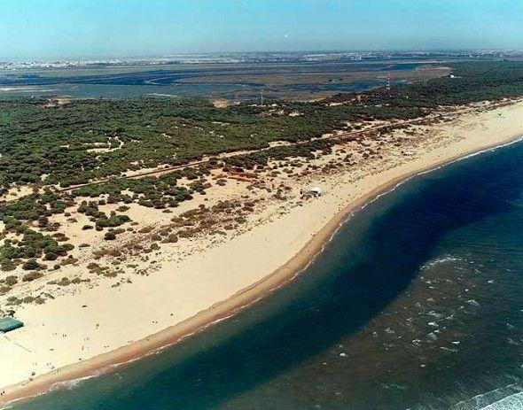 Playa La Bota Punta Umbria
