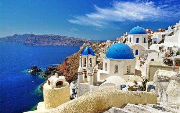 Viajes a Grecia - Santorini