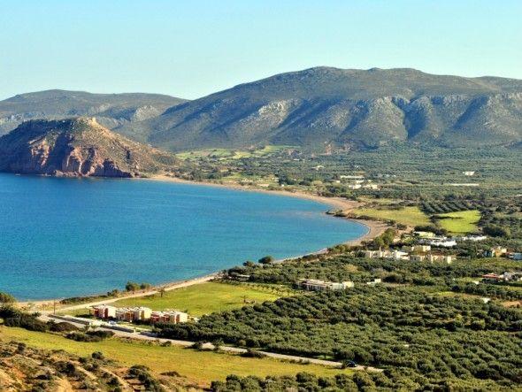 isla Palaikastrika - Islas Griegas