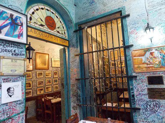 La Bodeguita del Medio - La Habana