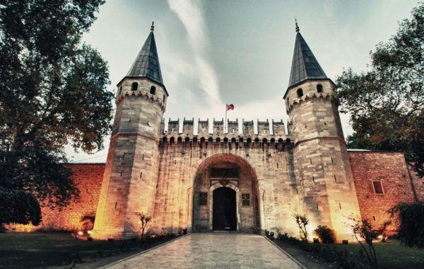 Palacio Topkapi – Estambul