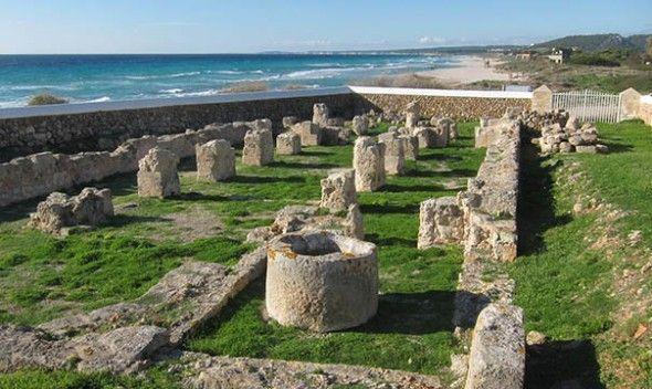 Basilica paleo-cristiana Menorca