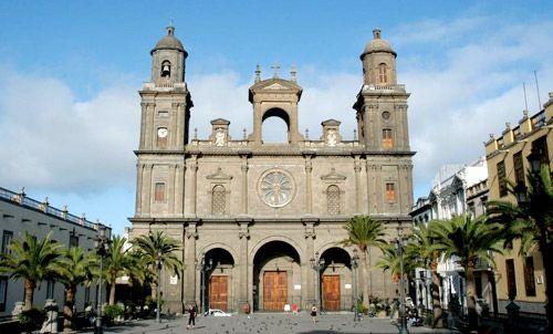 Catedral Las Plamas de Gran Canaria