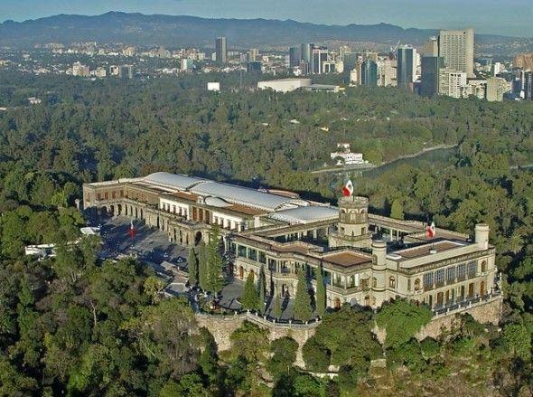 Chapultepec - Mexico DF