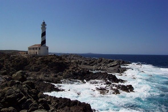El Faro de Favaritx - Menorca