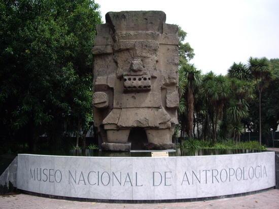 Museo Nacional de Antropologia - Mexico DF