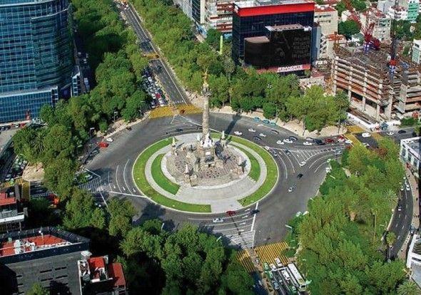 Paseo de la Reforma - Mexico DF