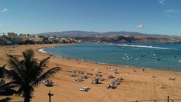 Playa de las Canteras - Gran Canaria