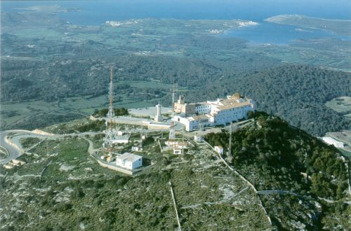 el Monte Toro - Menorca