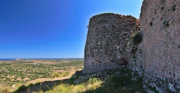 monte de Santa Agueda - Menorca