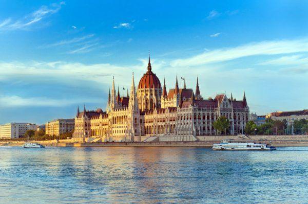 Visitar el Parlamento de Budapest