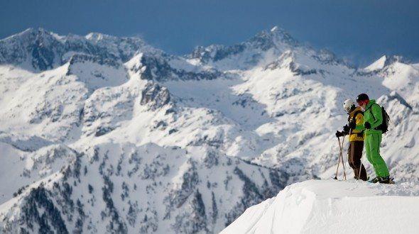 Esquiar en Baqueira Beret