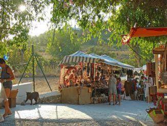 Mercadillos Hippie en Ibiza