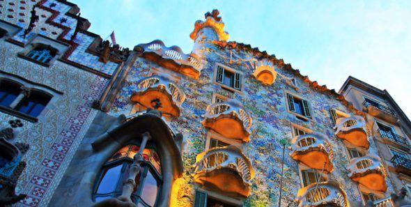 Turismo por Barcelona
