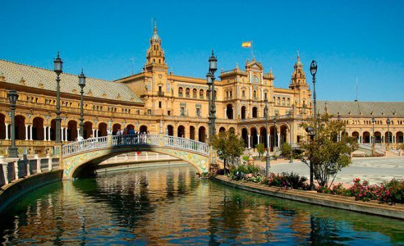 Turismo por Sevilla