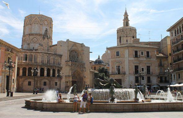 Turismo por Valencia