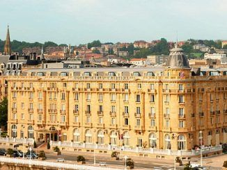 Hotel María Cristina en San Sebastián