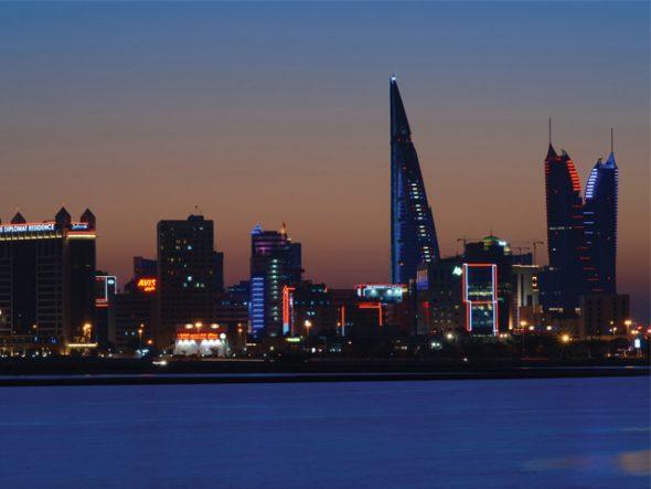 Bahrein por la Noche