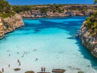 Playas en Mallorca