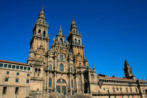 Turismo en Santiado de Compostela