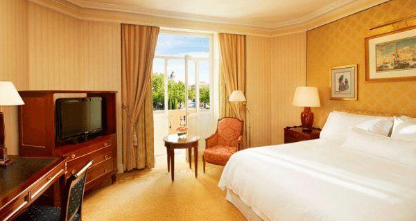 El Hotel Palace en Madrid