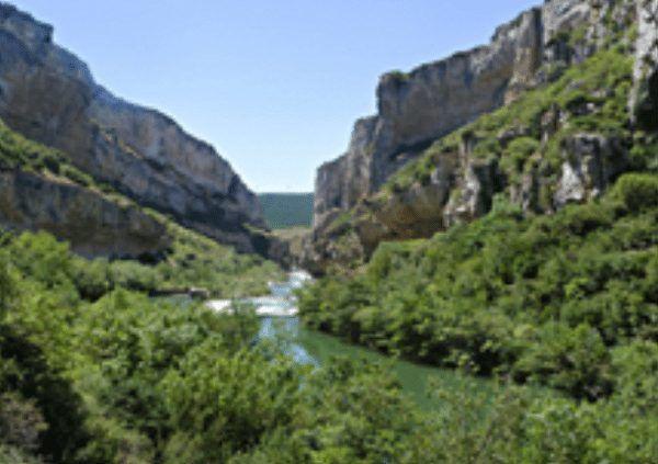 Conocer la Foz de Lumbier en Navarra