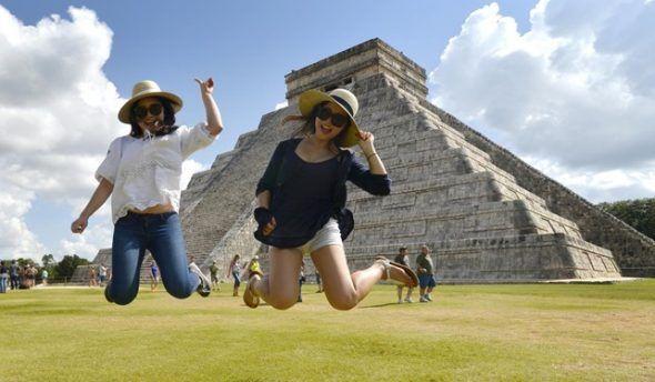 Viajar a Chichén Itzá